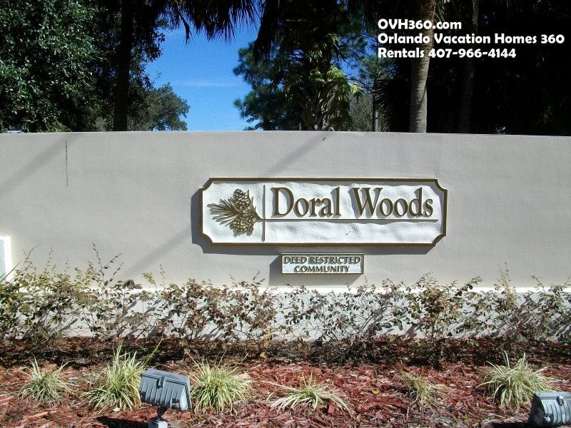 Doral woods kissimmee orlando