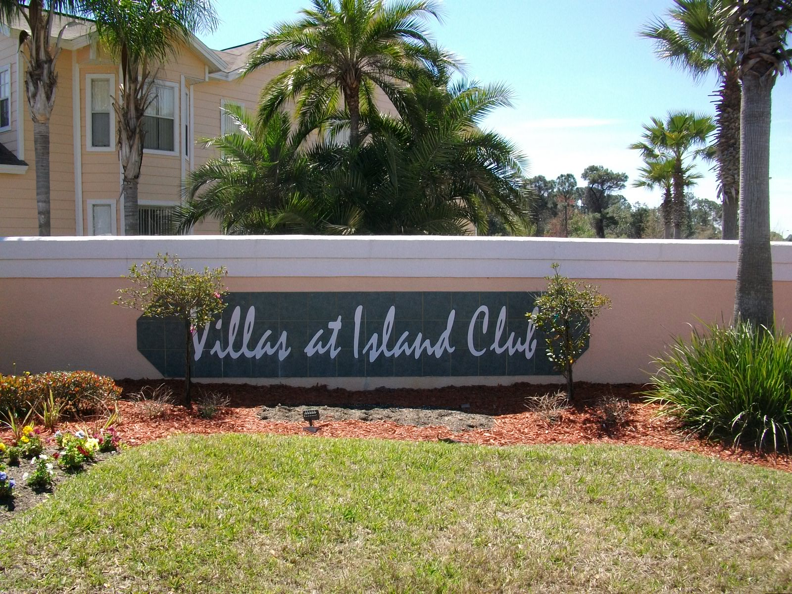 Villas at Island Club Kissimmee Fl